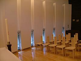 「ただ一つの心」  2004年 オタワ愛徳修道女会 礼拝堂