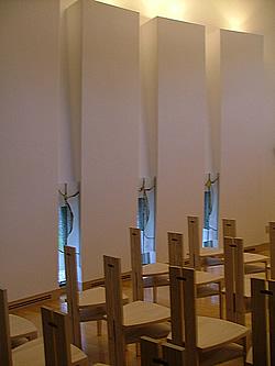 「ただ一つの心」  2004年 オタワ愛徳修道女会 礼拝堂  1