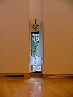 「ただ一つの心」  2004年 オタワ愛徳修道女会 礼拝堂 3