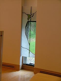 「ただ一つの心」  2004年 オタワ愛徳修道女会 礼拝堂 4