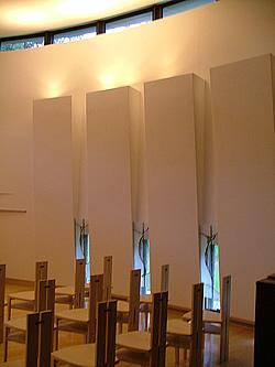 「ただ一つの心」  2004年 オタワ愛徳修道女会 礼拝堂 5