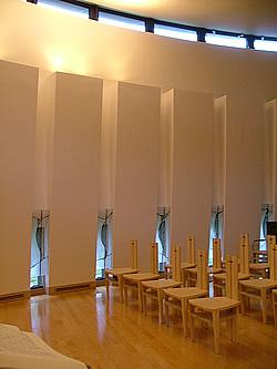 「ただ一つの心」  2004年 オタワ愛徳修道女会 礼拝堂 6